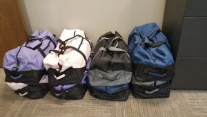 foster care bags to benefit d.a. blodgett-st. johns